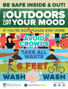 Staying Safe Outdoors (during COVID-19)